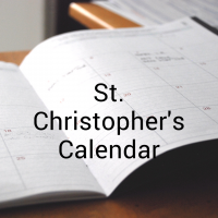 St. Christopher's Calendar