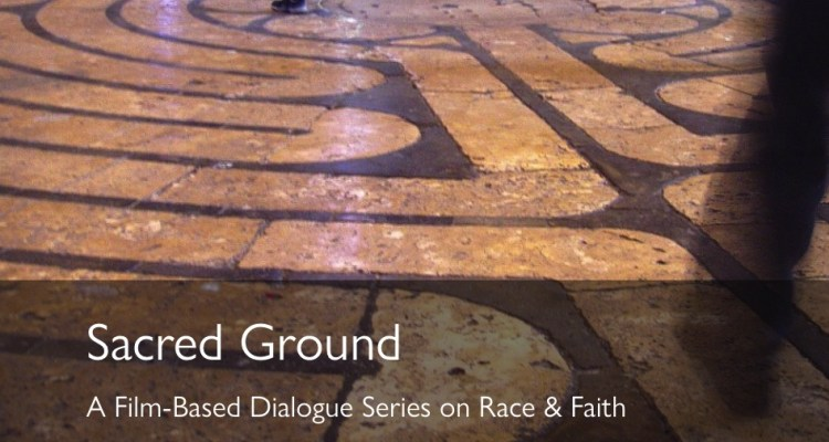 Image: Labyrinth - Sacred ground and wandering path to the Center who is God